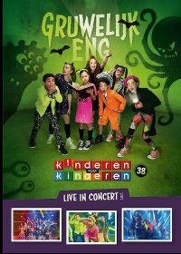 Cover Kinderen Voor Kinderen - Live In Concert 2017 - Gruwelijk Eng 38 [DVD]